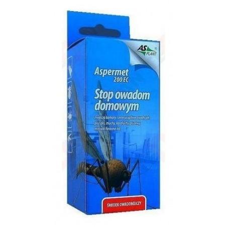 Środek na komary , muchy , kleszcze , karaluchy 100ml Aspermet 200SC