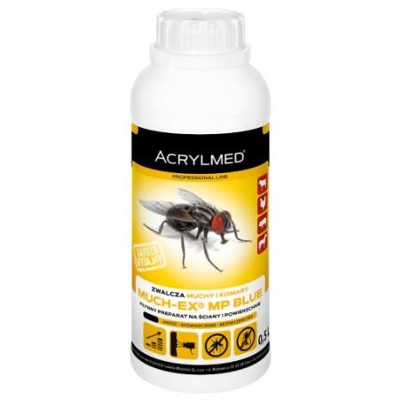 Środek na komary muchy