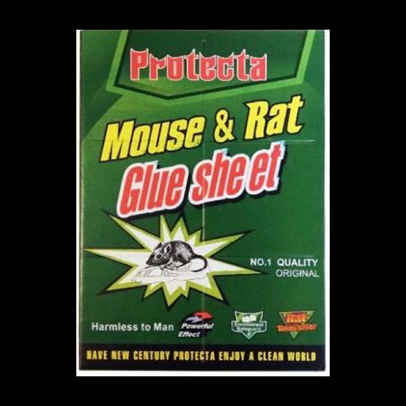 Skuteczna pułapka lepowa na gryzonie myszy i szczury. 100 Sztuk