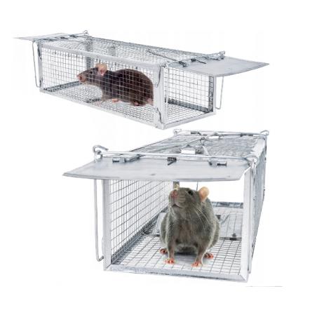 Żywołapka na szkodniki i gryzonie kuny , myszy szczury