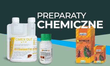 Preparaty chemiczne